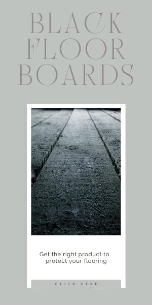Black Floor Boards